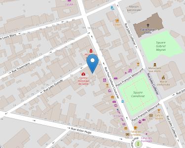 Adresse CCAS D'ALFORTVILLE