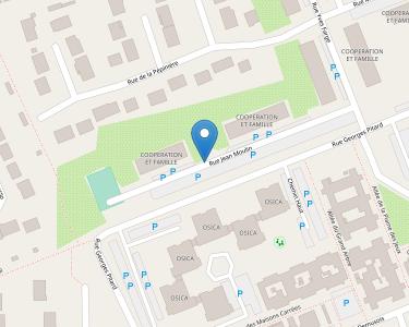 Adresse CCAS DE PUISEUX EN FRANCE