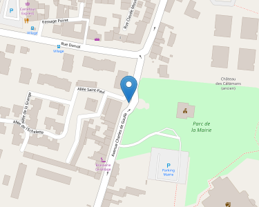 Adresse CCAS DE ROISSY EN FRANCE
