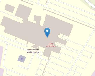 Adresse CENTRE HOSPITALIER DE CARCASSONNE