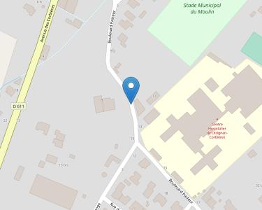 Adresse CENTRE HOSPITALIER DE LEZIGNAN-CORBIERES