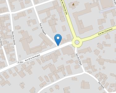 Adresse EHPAD DE RHINAU