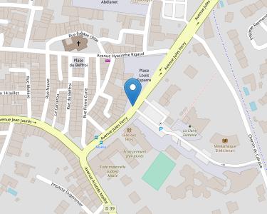Adresse CCAS DE TOULOUGES