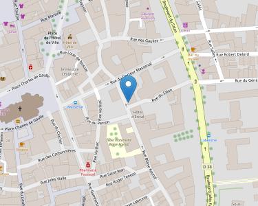 Adresse CCAS DE BRIVE-LA-GAILLARDE