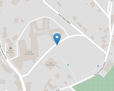 Adresse CENTRE HOSPITALIER GERIATRIQUE
