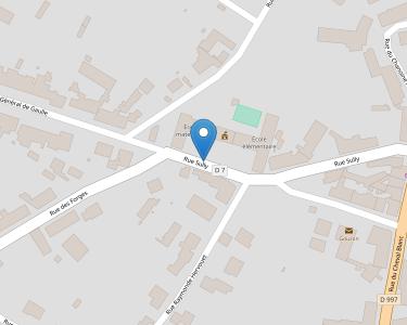 Adresse CCAS DE GOUZON