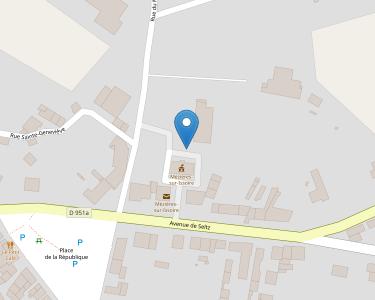 Adresse CCAS DE MEZIERES-SUR-ISSOIRE