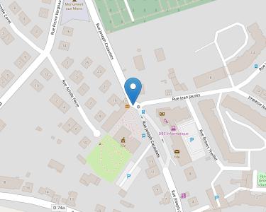 Adresse CCAS D'ISLE