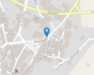 Adresse CCAS DE CHATEAUPONSAC