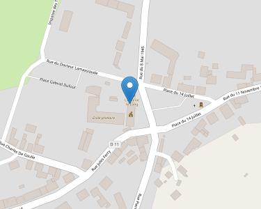 Adresse CCAS DE LADIGNAC-LE-LONG