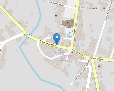 Adresse CCAS DE ST-LAURENT-SUR-GORRE