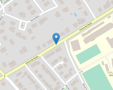 Adresse CENTRE DEP DE TRAVAIL PROTEGE D' ISLE