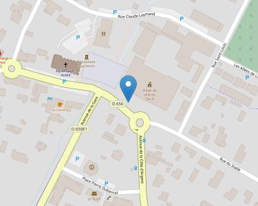 Adresse CCAS DE LE TEICH