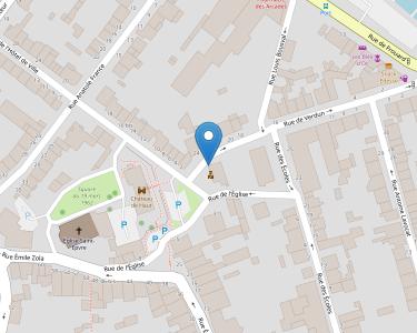 Adresse CCAS DE CHAMPIGNEULLES