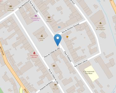 Adresse CCAS DE LONGUYON
