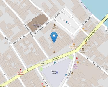 Adresse CCAS DE PONT A MOUSSON