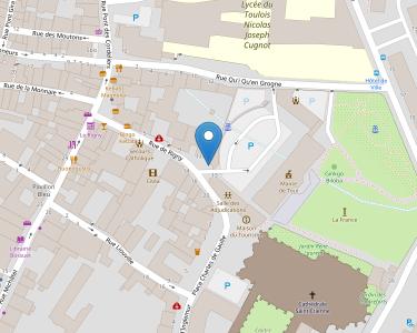 Adresse CCAS DE TOUL