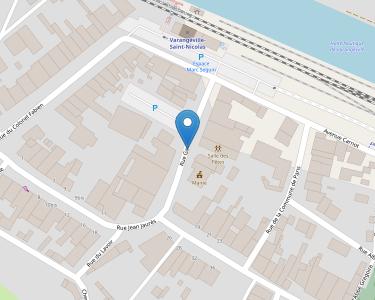 Adresse CCAS DE VARANGEVILLE