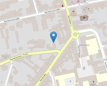 Adresse CCAS DE LUNEVILLE