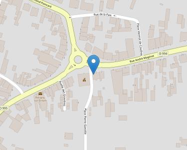 Adresse CCAS DE REVIGNY SUR ORNAIN