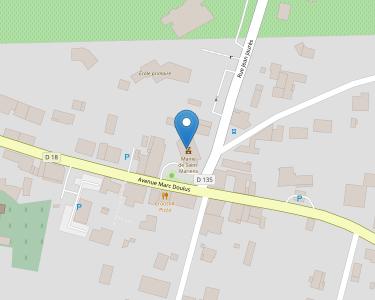 Adresse CCAS DE ST MARIENS