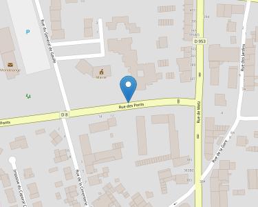 Adresse CCAS DE MONDELANGE