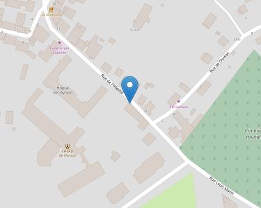 Adresse CENTRE HOSPITALIER BRUYERE - L'AVISON